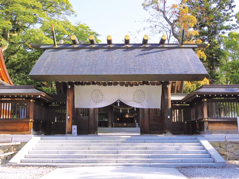 元伊勢 丹後一の 宮籠神社